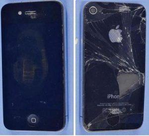 El iPhone 4 que se estropeó fue mal reparado: Investigación