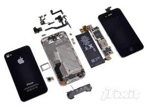 El iPhone 4S se derriba gracias a iFixit