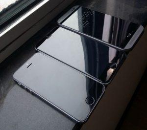 El iPhone 6 de Apple gris oscuro se filtra en todo su esplendor