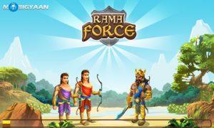 El juego Rama Force te lleva a un viaje mitológico del bien sobre el mal.