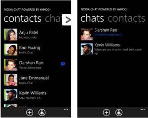 El mensajero multiplataforma Nokia Chat llega en versión beta