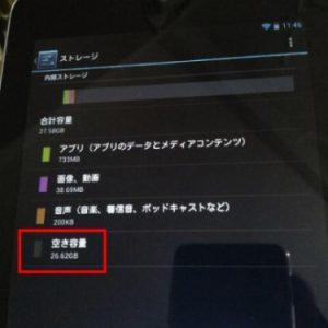 El modelo Nexus 7 de 32 GB enviado accidentalmente a Japón, evidentemente existe