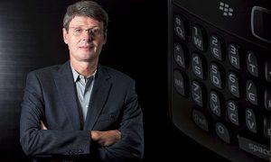 El nuevo CEO de RIM puede licenciar el sistema operativo BlackBerry 10 a otros OEM
