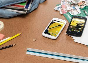 La variante 3G de Moto E de segunda generación llega a la India por Rs.  6999