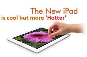 El nuevo iPad se calienta 10 grados más que el iPad 2