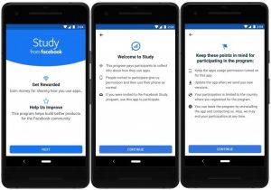 El nuevo programa de estudios de Facebook te pagará por tus datos