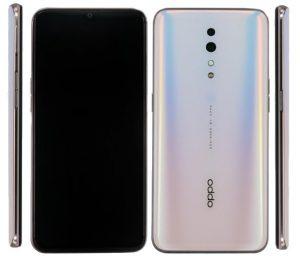 El nuevo teléfono inteligente Oppo Reno con cámara selfie de 32 MP obtiene la certificación de TENAA