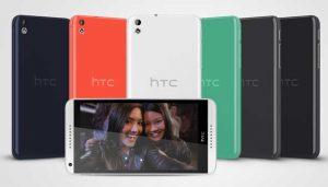 El phablet de cuatro núcleos HTC Desire 816 se lanzó en India por Rs.  23990