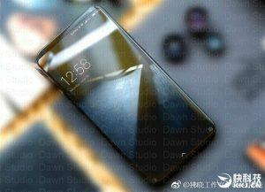 El presunto dispositivo Xiaomi con nombre en código 'Chiron' tiene fugas con una pantalla de borde curvo sin bisel de 6 pulgadas