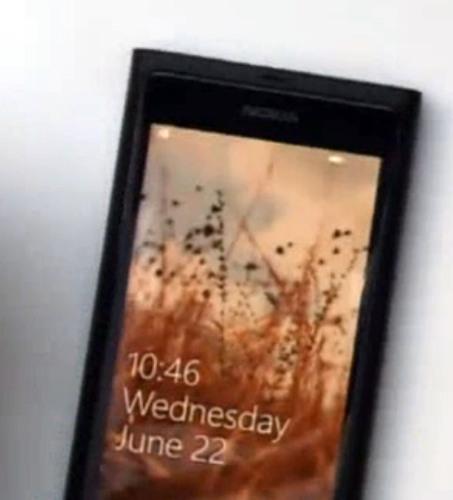 El primer dispositivo WP7 de Nokia: parece prometedor