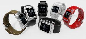 El primer reloj inteligente premium del mundo se lanzó en CES;  El ex diseñador de Vertu está detrás