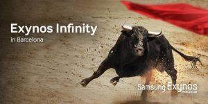 El procesador Samsung Exynos Infinity se presentará en el MWC 2014