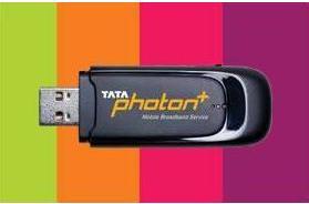 El producto del año 2011 en la categoría inalámbrica es para Tata Photon Plus