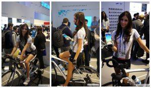 El prototipo de bicicleta de Samsung se acopla y carga su dispositivo Galaxy, ¡mientras conduce!