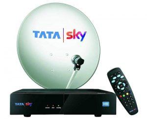 El proveedor de DTH Tata Sky aumenta el valor de recarga más bajo en un 150%