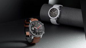 El reloj inteligente Huami Amazfit GTR lanzado en India por ₹ 10,999
