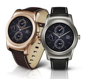 El reloj inteligente LG Watch Urbane de lujo con Android Wear se lanzó en India por Rs.  30000