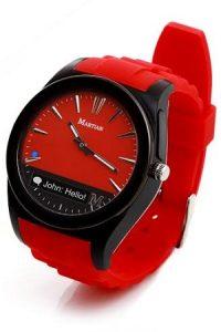 El reloj inteligente Martian Notifier anunciado para Rs.  9999