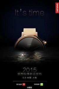 El reloj inteligente Moto 360 se dará a conocer el 8 de septiembre