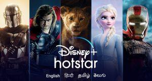 El servicio de transmisión de Disney + finalmente se lanza en India;  el precio anual comienza en ₹ 399
