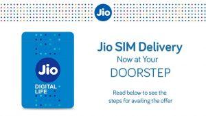 El servicio gratuito de entrega de SIM de Reliance Jio se expande a más de 600 ciudades