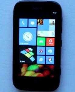 El sistema operativo Windows Phone 7.8 atrapado en acción en Nokia Lumia 510 en China [Video]
