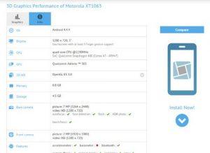 El sucesor de Moto G se llamará Moto G + 1;  Las especificaciones incluyen pantalla HD de 5 pulgadas y cámara de 8 MP
