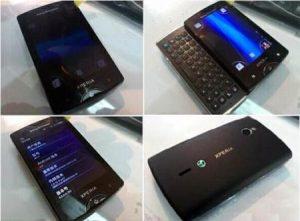 El sucesor de Sony Ericsson Xperia X10 Mini Pro está en las filtraciones