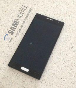 El supuesto nuevo diseño de Samsung resulta ser un antiguo prototipo del Galaxy S4