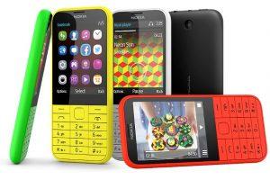 Nokia 225 con pantalla de 2,8 pulgadas anunciado