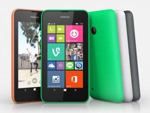 El teléfono Nokia Lumia 530 Windows 8.1 se lanzó en India por Rs.  7349