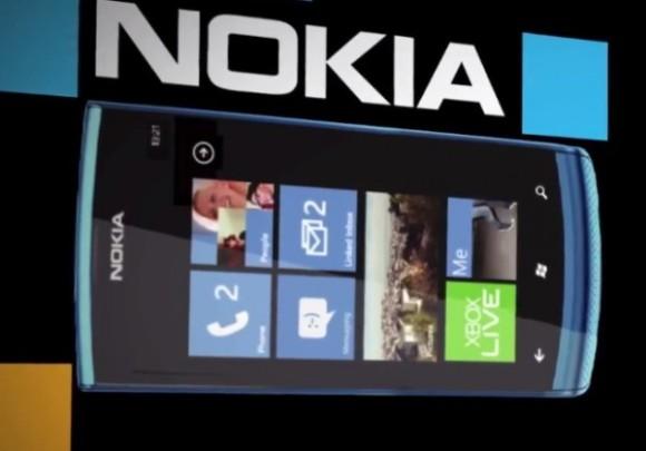 El teléfono Nokia WP no anunciado aparece en un video.  ¿Es el Ace / 900?