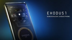 El teléfono blockchain Exodus 1 de HTC se presenta con Snapdragon 845, cámaras cuádruples y más