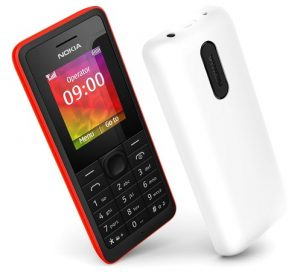 El teléfono con funciones Nokia 106 ahora está disponible en la India en Nokia Shop for Rs.  1399