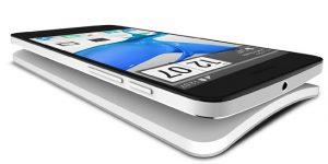 El teléfono curvo ZTE Grand S Ext en proceso;  renders filtrados