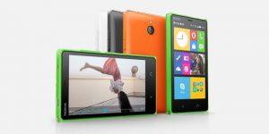 El teléfono inteligente Android Nokia X2 Dual SIM lanzado en India para Rs.  8699