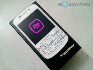 El teléfono inteligente BlackBerry Q10 QWERTY ahora está disponible en Rs.  38990 hasta el 26 de enero
