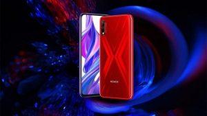 El teléfono inteligente Honor 9X se lanzará en India a fines de este año