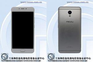 El teléfono inteligente Meizu M621C-S con pantalla Full HD de 5.5 pulgadas visto en TENAA