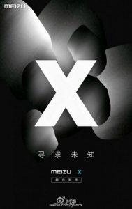 El teléfono inteligente Meizu X con procesador MediaTek Helio se lanzará el 30 de noviembre