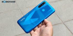 El teléfono inteligente Realme con tecnología Snapdragon 730G SoC se abre en línea