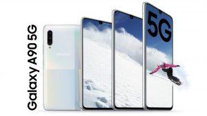 El teléfono inteligente Samsung Galaxy A90 5G con tecnología Snapdragon 855 SoC se vuelve oficial