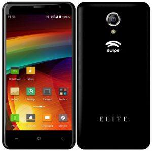 El teléfono inteligente Swipe Elite solo en línea lanzado en India por Rs.  5999