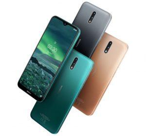El teléfono inteligente económico Nokia 2.3 se lanzará pronto en India