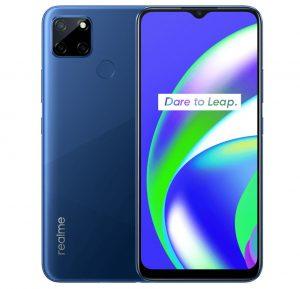 El teléfono inteligente económico Realme C12 se lanzó en India por ₹ 8,999