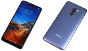 Las especificaciones e imágenes completas de Xiaomi Pocophone F1 se filtran en línea, Snapdragon 845 y refrigeración líquida a cuestas