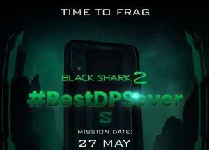 El teléfono inteligente para juegos Black Shark 2 se lanzará en India el 27 de mayo