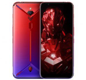 El teléfono inteligente para juegos Nubia Red Magic 3S lanzado en India;  el precio comienza en ₹ 35,999