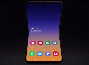 El teléfono inteligente plegable Samsung Galaxy W20 5G se lanzará este mes