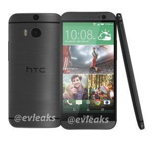 El totalmente nuevo HTC One ahora gotea en gris y plateado
